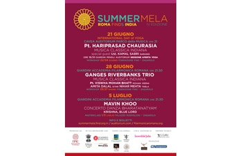 SummerMela 2016  Roma FINDs India 21.6 / 5.7.2016