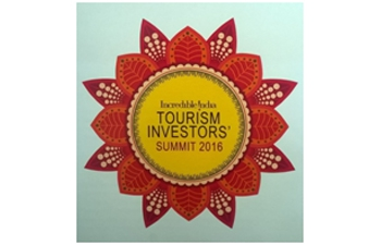 Incredible India Tourism Investors' Summit, 21-23 September 2016, New Delhi