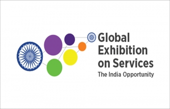 4th Global Exhibition on Services (GES 2018), 15-18 May 2018 at Mumbai, India.