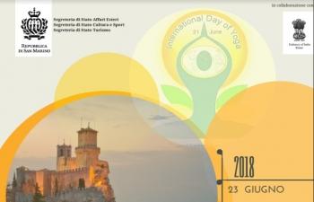 International Yoga Day in San Marino