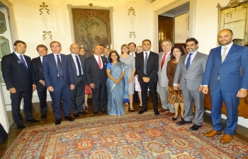 July 24th: Meeting of G20 Ambassadors with Deputy PM and Minister of Economic Development and Labour of Italy, Luigi Di Maio in Rome.