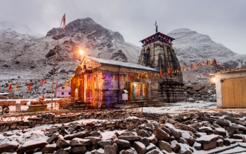 CONTRIBUTION TO KEDARNATH