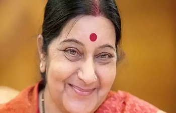 Following the sad demise of former External Affairs Minister Smt Sushma Swaraj, a condolence book in memory of Smt Sushma Swaraj will be opened at the Embassy of India, Rome at Via XX Settembre 5, from 08 August to 09 August, from 1000-1200 hrs and 1400-1700 hrs.