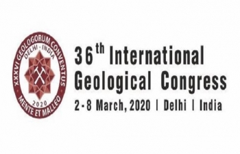 36th International Geological Congress (Delhi, 2-8 March, 2020)