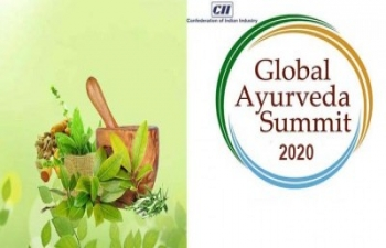 4th Edition of Global Ayurveda Summit & Expo - Virtual Exhibition on Emerging Opportunities for Ayurveda - 15 Sept. – 14 Oct. 2020