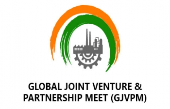 1st Virtual Global Joint Venture & Partnership Meet (GJVPM) during October 12-November 10, 2020