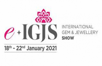 Virtual International Gem & Jewellery Show (IGJS)  - 18th to 22nd January 2021