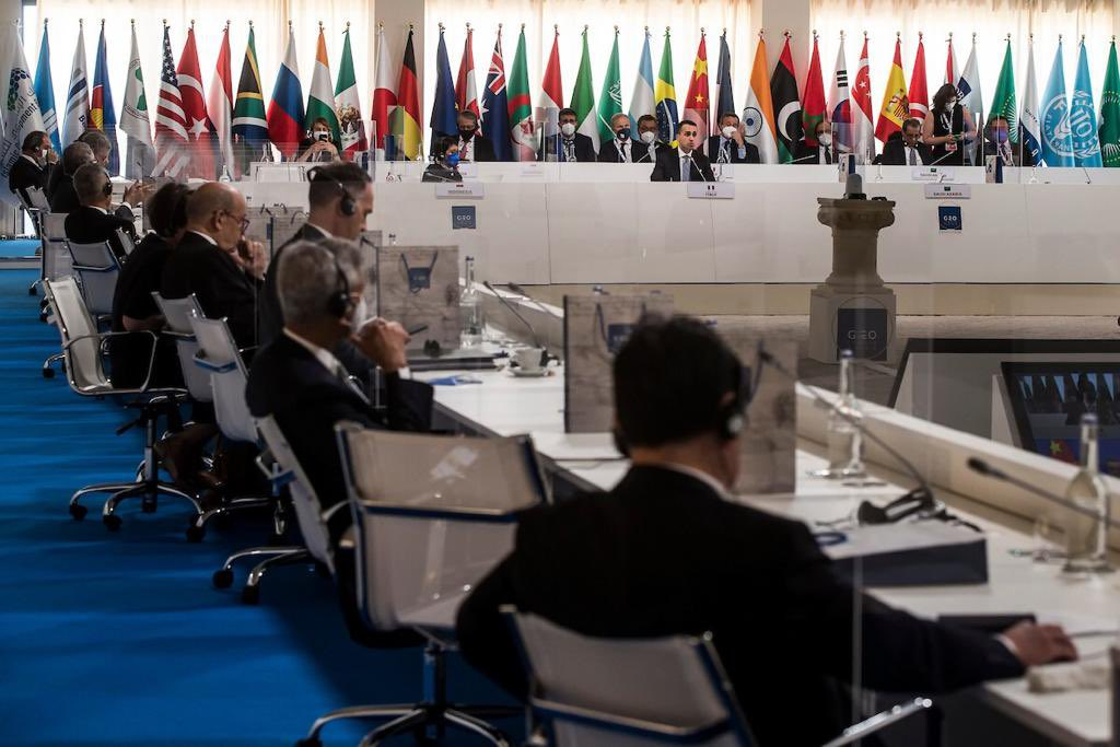 EAM Visit to Italy for the G20 Foreign and Development Ministers' Meeting and Ministerial Event on Humanitarian Assistance
