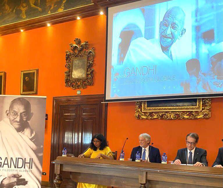 Symposium 'Gandhi a Global Philosophy' (1 Oct 2021)